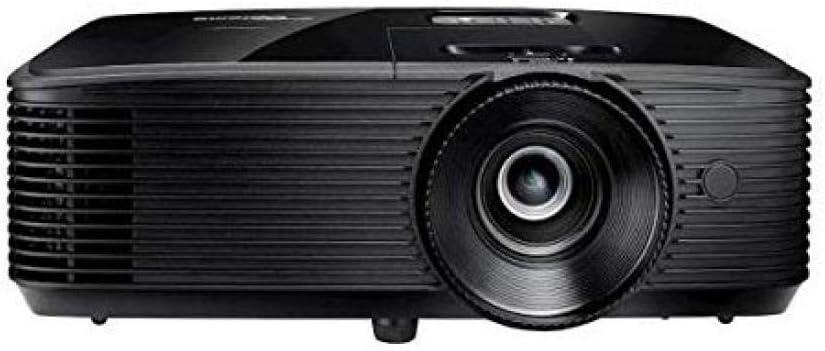Optoma S343e Dlp Svga 800x600 3800 Beamer Schwarz Heimkino Tv Video