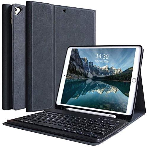 Funda con teclado para iPad 10.2 2020 / 2019 (QH71)