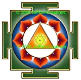 Ganesh Yantra 11 x 14 Color Photograph (11-65)
