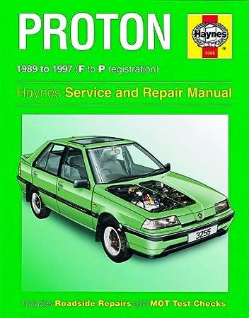 proton car repair manual 1989 1997 amazon co uk car motorbike rh amazon co uk proton savvy repair manual proton persona repair manual
