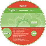 Wheel. Englisch Präpositionen. Anfänger. Sprachdrehscheibe