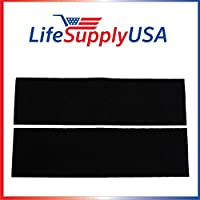 4 Pack Replacement Carbon Pre-Filters for Honeywell K Filter HRF-K2 by LifeSupplyUSA