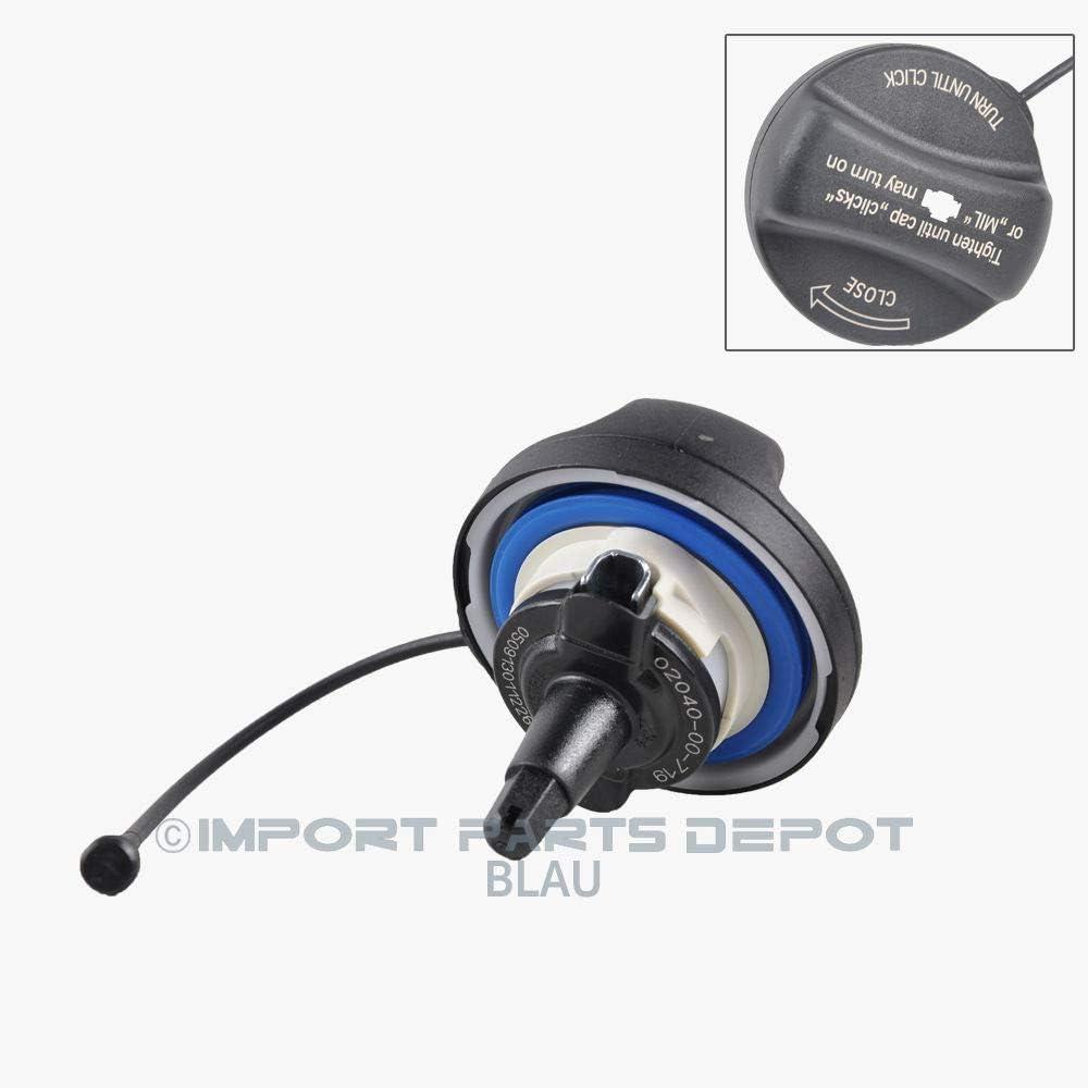 - OE 16117222391 Genuine BMW Gas Fuel Cap New Style