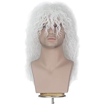 Amazon.com: Peluca para disfraz de Miss U Hair para hombre ...