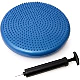 fine-toned® ECO ELITE- STABILITY DISC ,WOBBLE CUSHION,- 35cm- FREE EXERCISE CHART AND PUMP -NEW!!! with lifetime guarantee