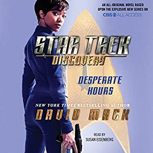 Star Trek: Discovery: Desperate Hours Audiobook