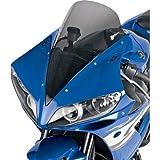 04-06 YAMAHA YZF-R1: Zero Gravity Sport Touring Windscreen (LIGHT SMOKE)