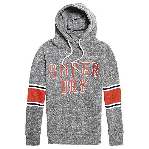 Female Marl Sweatshirts S Stone Playoff And Hoodies Hoodie Superdry X0gOqO