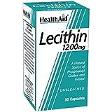 HealthAid Lecithin 1200mg - 50 Capsules