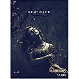 """Jade Tailor 8 inch x 10 inch Photograph The Magicians (TV Series 2015 - ) """"Kady"""" Title Poster kn"""