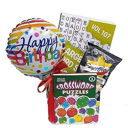 Regalo de feliz cumpleaños para hombres y mujeres con puzzle ...