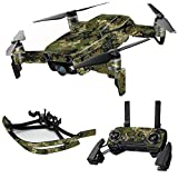 Cheap MightySkins Skin for DJI Max Coverage – Viper Woodland | Protective, Durable, and Unique Vinyl Decal wrap Cover | Easy to Apply, Remove, and Change Styles | Made in The USA