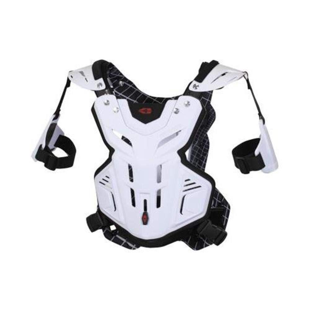 EVS f2 Roost guard-white-l B004PDF9WM