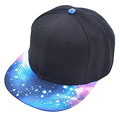 Vegali Fashion Cool Adjustable Snapback Hip-hop Golf Baseball Cap Hat Unisex