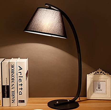 Lámpara de escritorio plegable & Retro lámpara de mesa ...