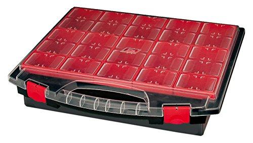 TAYG TG4308025 Sortierkasten Sortimentskasten Organizer mit 25 herausnehmbaren Eins/ät 174323