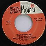 Enoch Light & The Light Brigade 45 RPM Woodchoppers Ball / South Rampart Street Parade