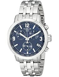 Tissot Mens T0554171104700 PRC200 Stainless Steel Watch