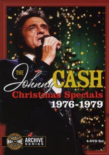 Amazon.com: The Johnny Cash Christmas Specials 1976-1979: Johnny ...