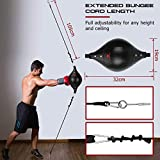 BOXERPOINT Double End Bag Boxing Set - Double Ended