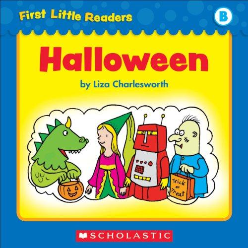 First Little Readers: Halloween (Level B) ()