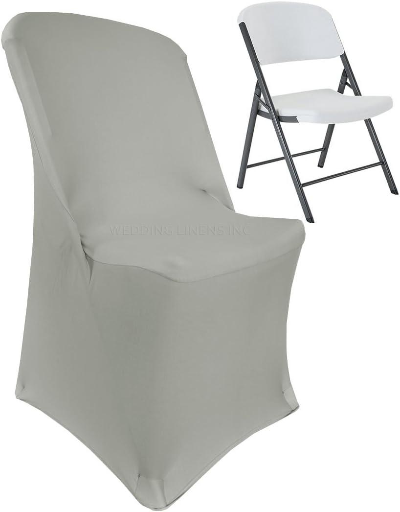 Vida Spandex Fundas para sillas plegables (633): Amazon.es: Hogar