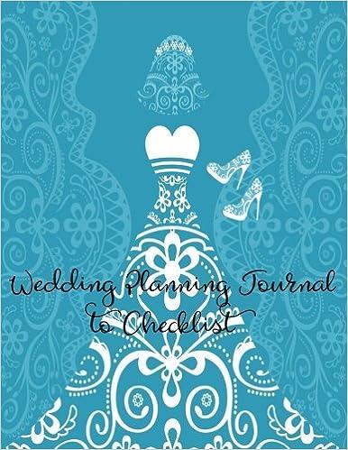 buy wedding planning journal to checklist wedding checklist wedding