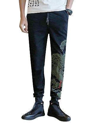 YouXin Joggers Hombre Tallas Grandes Pantalones De Chandal Casual ...