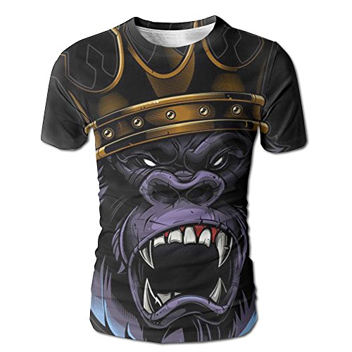 Qyhoo Tanks Short Sleeve T-Shirt Funny Round Neck For Masculine Father Day