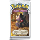 1 (One) Pokemon Trading Card Game EX Legend Maker Booster Pack [Toy]