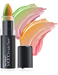 Fran Wilson MOODmatcher Split Stick Lip Color, Green/Orange