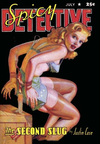 Spicy Detective Stories - 07/41: Adventure House Presents:]()