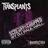 : Haunted Cities (Screwed and Chopped by DJ Paul Wall) (Explicit Content) (U.S.Version)