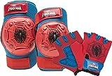 3D Spiderman Pad & Glove Set