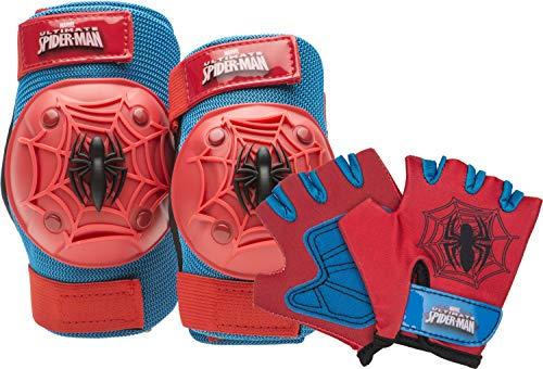 3D Spiderman Pad & Glove Set -