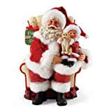 Department 56 Possible Dreams Santas Smile! Santa, 10-Inch