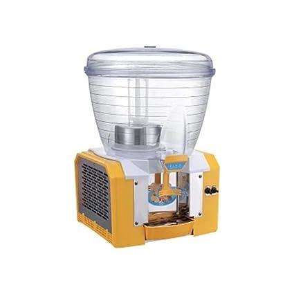 CGOLDENWALL Dispensador de Bebidas Frías (30 L, Cilindro Redondo Grande, 220 V,