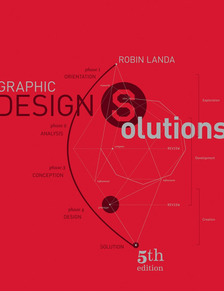 Graphic Design Solutions by Wadsworth Publishing (Image #1)