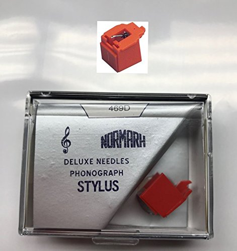 Turntable needle for Kenwood N-74 N74 V74 V-74 KD-5010 KENWOOD KD-38R KD38R Normarh
