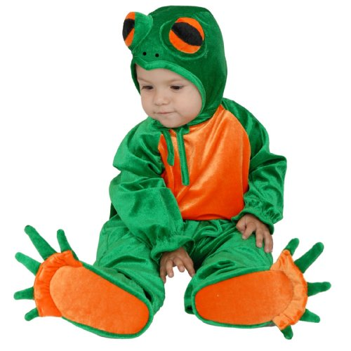 Little Frog Toddler Costume - Toddler