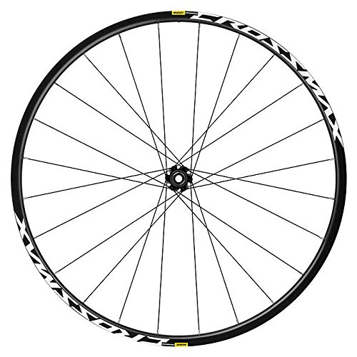 - Mavic Crossmax 29er Front Wheel 15x100 Black