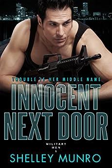 Innocent Next Door (Military Men Book 1) by [Munro, Shelley]