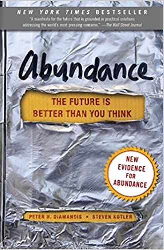 image for Abundance: The Future Is Better Than You Think