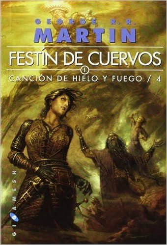 CANCION HIELO FUEGO IV Festin Cuervos 2 vol Bolsillo Gigamesh