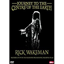 """Rick Wakeman in Concert: Journey to the Centre of the Earth POSTER (11"""" x 17"""")"""