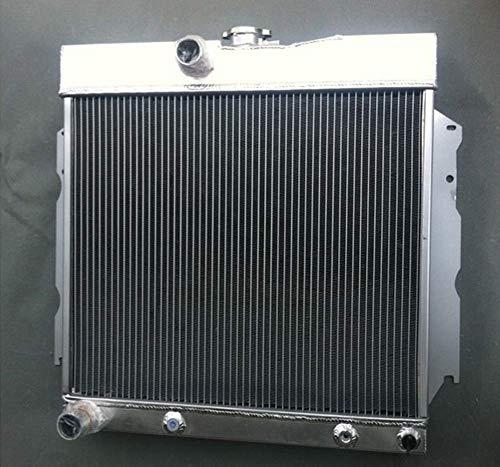 (MONROE RACING U0769 3ROW ALUMINUM RADIATOR FOR 63-69 DODGE DART/CHARGER/CORNET/FURY PLYMOUTH)
