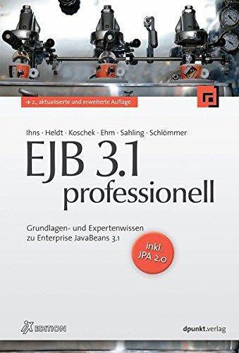 EJB 3.1 professionell: Grundlagen- und Expertenwissen zu Enterprise JavaBeans 3.1 - inkl. JPA 2.0 (iX-Edition) Gebundenes Buch – 29. August 2011 Oliver Ihns Stefan M. Heldt Holger Koschek Joachim Ehm
