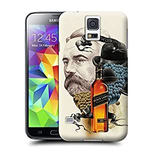 Unique Phone Case Design Inspiration-01 Hard Cover for samsung galaxy s5 cases-buythecase