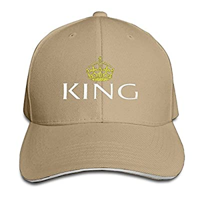 Updated King and Queen Couple Lover Men Snapbacks by LCUCE