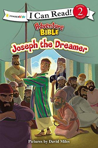 Joseph the Dreamer (I Can Read! / Adventure Bible)]()